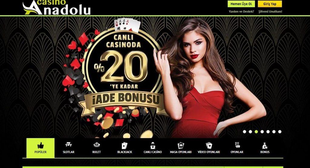 Anadolu Casino