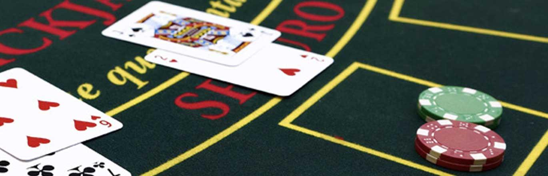 Blackjack over under 13